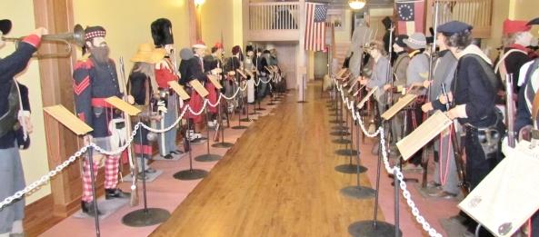 Gallery of Civil War Soldiers