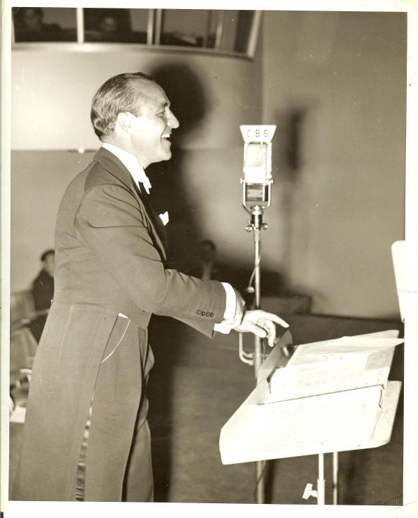 Wayne King CBS radio 1941